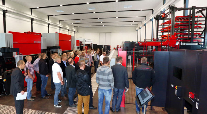 """Automation Days"" auf der SOLUTION Haan"