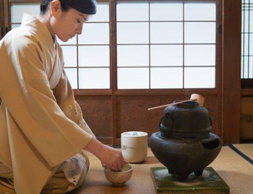 Japanische Teezeremonie: Geheimnis des Sados