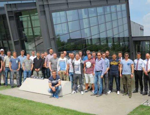 Zusammenarbeit mit der BBS T1 Ludwigshafen und HWK Münster: Stark für die Zukunft