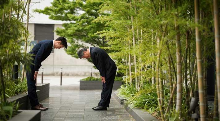 Businessregeln: Knigge auf Japanisch