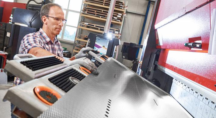 PB MeTech GmbH, Alfdorf: Prozesskompetenz aus einer Hand