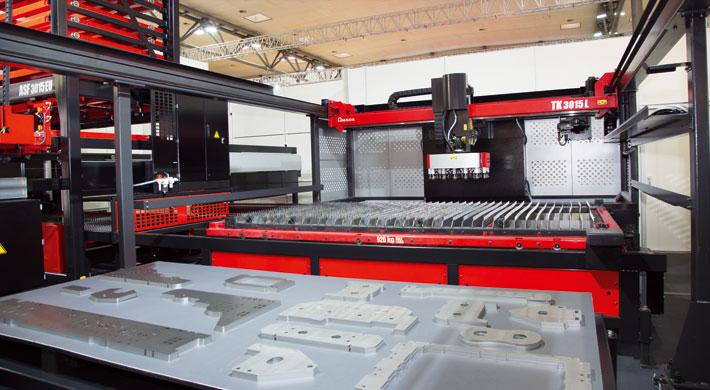 Ausbaustufen wie der TKL und der ASF-EU garantieren dabei maximale Automation.