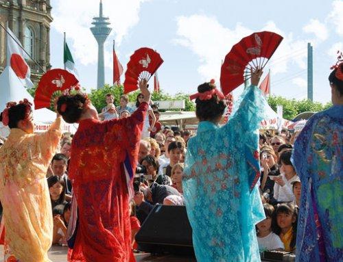 Fernöstliche Kultur in Düsseldorf: Japantown am Rhein