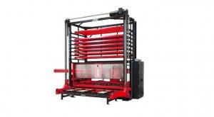 Für die optimale Beladung: der Auto Storage Loader ASL III 300 A.