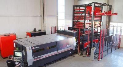 Trio Metall und Design GmbH, Luhe-Wildenau