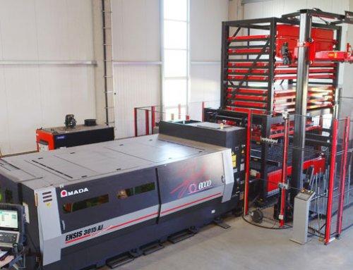 """Trio Metall und Design GmbH,  Luhe-Wildenau: """"Wettbewerbsfähig  durch Automation"""""""