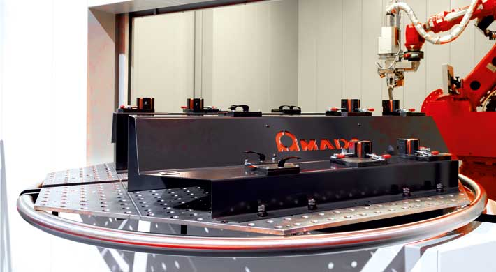 AMADA FLW-3000ENSIS: Individuell automatisiert
